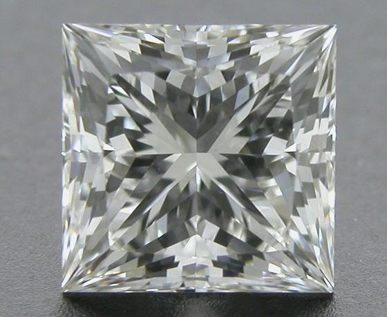 0.565 ct H VS1 A CUT ABOVE® Princess Super Ideal Cut Diamond