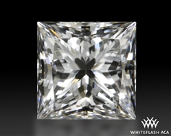 0.54 ct E VS2 A CUT ABOVE® Princess Super Ideal Cut Diamond