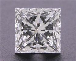 0.512 ct E VS2 A CUT ABOVE® Princess Super Ideal Cut Diamond