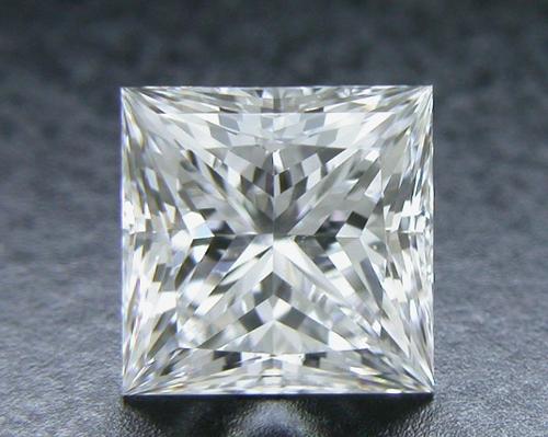 0.568 ct F VS1 A CUT ABOVE® Princess Super Ideal Cut Diamond