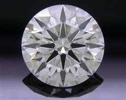 1.025 ct F VS1 A CUT ABOVE® Hearts and Arrows Super Ideal Round Cut Loose Diamond