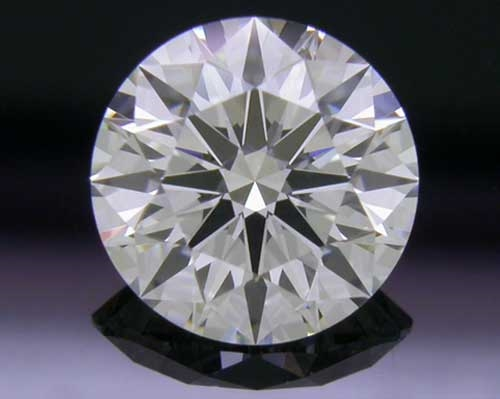 1.012 ct G VS2 A CUT ABOVE® Hearts and Arrows Super Ideal Round Cut Loose Diamond