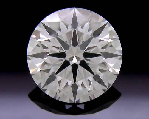 1.015 ct G SI1 A CUT ABOVE® Hearts and Arrows Super Ideal Round Cut Loose Diamond