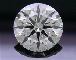 1.132 ct H VS2 A CUT ABOVE® Hearts and Arrows Super Ideal Round Cut Loose Diamond