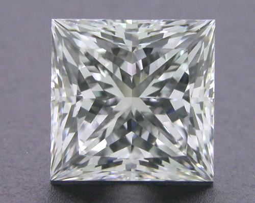 1.144 ct H VS1 A CUT ABOVE® Princess Super Ideal Cut Diamond