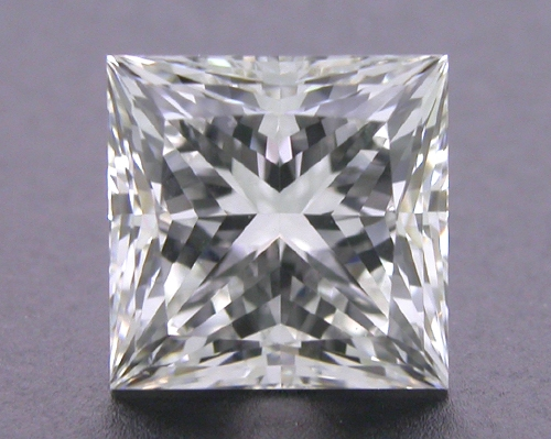 1.013 ct J VVS2 A CUT ABOVE® Princess Super Ideal Cut Diamond
