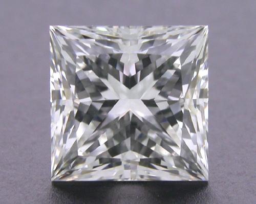 1.013 ct J VVS2 A CUT ABOVE® Princess Super Ideal Cut Diamond