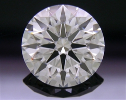 1.60 ct G SI1 A CUT ABOVE® Hearts and Arrows Super Ideal Round Cut Loose Diamond