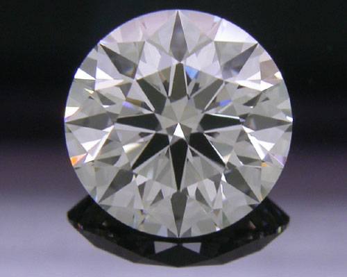 1.26 ct G VS2 A CUT ABOVE® Hearts and Arrows Super Ideal Round Cut Loose Diamond
