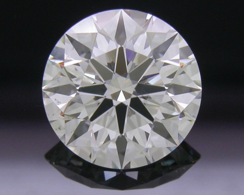 1.224 ct G SI1 A CUT ABOVE® Hearts and Arrows Super Ideal Round Cut Loose Diamond