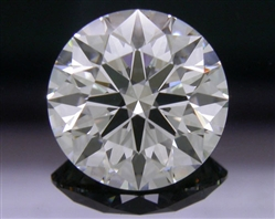 1.30 ct G VS1 A CUT ABOVE® Hearts and Arrows Super Ideal Round Cut Loose Diamond