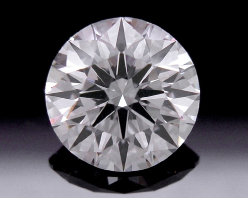 1.23 ct H VS2 A CUT ABOVE® Hearts and Arrows Super Ideal Round Cut Loose Diamond