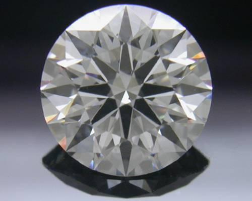 1.03 ct E SI1 A CUT ABOVE® Hearts and Arrows Super Ideal Round Cut Loose Diamond