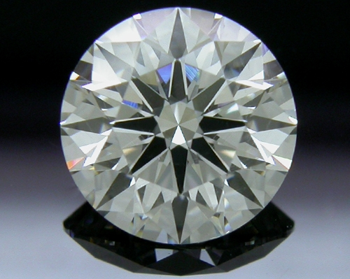 1.168 ct I SI2 A CUT ABOVE® Hearts and Arrows Super Ideal Round Cut Loose Diamond