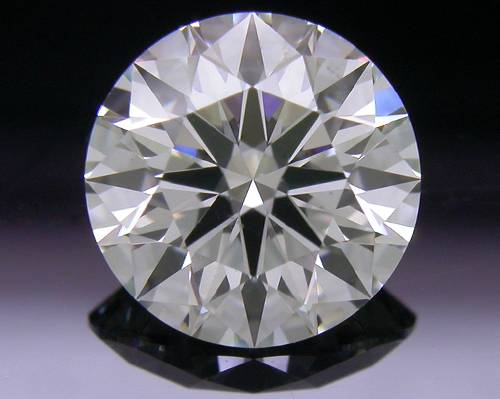 1.05 ct H SI1 A CUT ABOVE® Hearts and Arrows Super Ideal Round Cut Loose Diamond