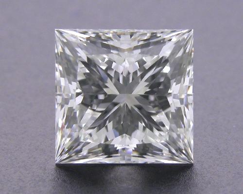 1.191 ct H IF A CUT ABOVE® Princess Super Ideal Cut Diamond
