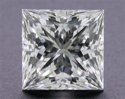 1.072 ct H VS1 A CUT ABOVE® Princess Super Ideal Cut Diamond