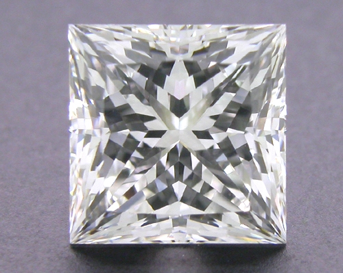 1.515 ct H VVS2 A CUT ABOVE® Princess Super Ideal Cut Diamond