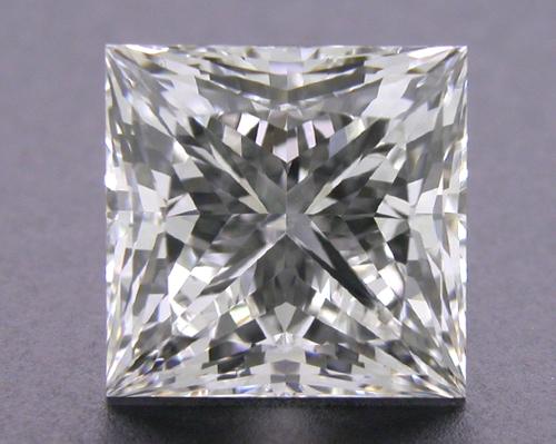 1.712 ct J VS1 A CUT ABOVE® Princess Super Ideal Cut Diamond