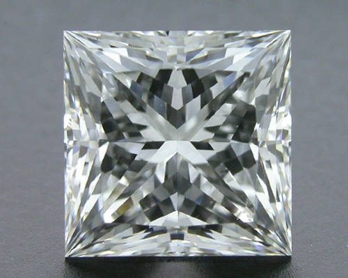2.073 ct H VS1 A CUT ABOVE® Princess Super Ideal Cut Diamond