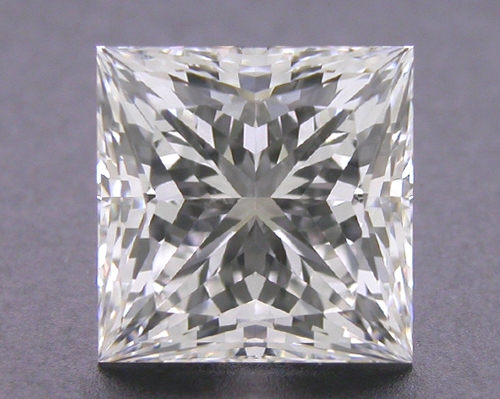 1.032 ct H VS2 A CUT ABOVE® Princess Super Ideal Cut Diamond