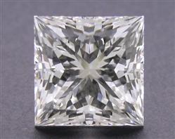 1.027 ct I VS1 A CUT ABOVE® Princess Super Ideal Cut Diamond