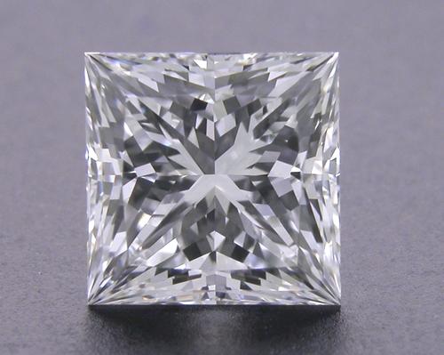 1.063 ct E VVS2 A CUT ABOVE® Princess Super Ideal Cut Diamond