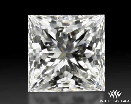 0.526 ct I IF A CUT ABOVE® Princess Super Ideal Cut Diamond