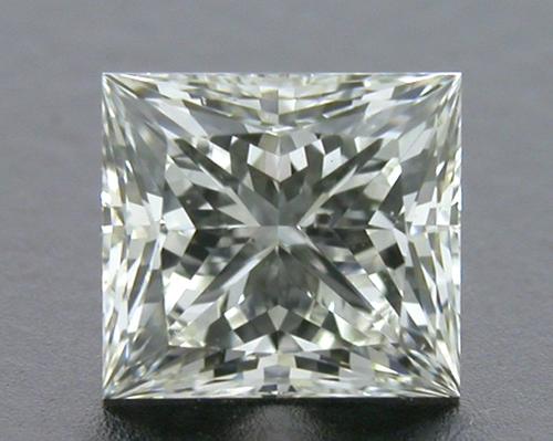0.57 ct K SI2 Expert Selection Princess Cut Loose Diamond