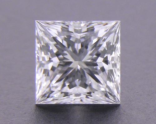 0.56 ct E VS1 A CUT ABOVE® Princess Super Ideal Cut Diamond