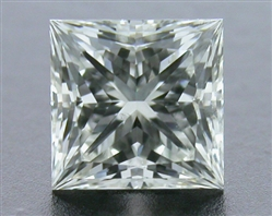 0.62 ct I VS2 Expert Selection Princess Cut Loose Diamond