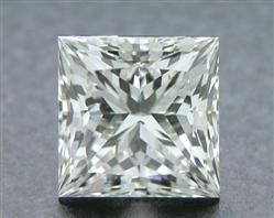 0.57 ct I VS1 A CUT ABOVE® Princess Super Ideal Cut Diamond