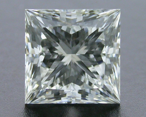 0.747 ct J VS2 Expert Selection Princess Cut Loose Diamond