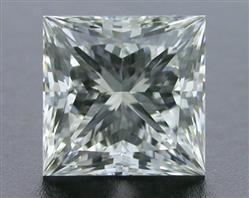 0.747 ct J VS2 Expert Selection Princess Cut Loose Diamond
