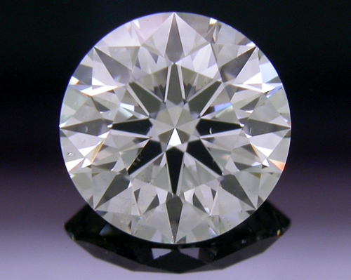 0.793 ct I SI1 A CUT ABOVE® Hearts and Arrows Super Ideal Round Cut Loose Diamond