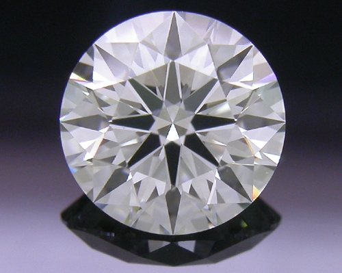 0.722 ct H VS2 A CUT ABOVE® Hearts and Arrows Super Ideal Round Cut Loose Diamond