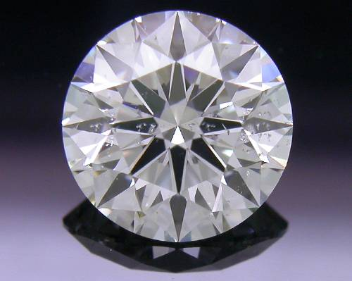 0.754 ct H SI2 Expert Selection Round Cut Loose Diamond