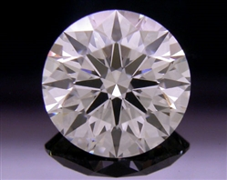 1.19 ct J VS2 A CUT ABOVE® Hearts and Arrows Super Ideal Round Cut Loose Diamond