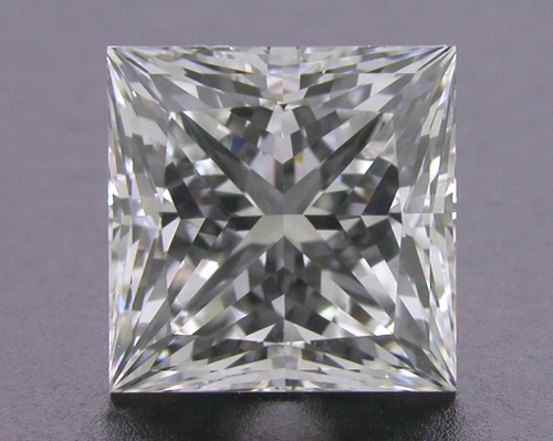 1.066 ct G VVS1 A CUT ABOVE® Princess Super Ideal Cut Diamond
