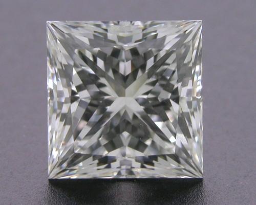 1.091 ct I VVS2 A CUT ABOVE® Princess Super Ideal Cut Diamond