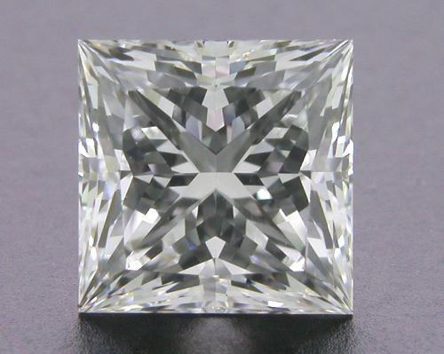 1.018 ct I VVS2 A CUT ABOVE® Princess Super Ideal Cut Diamond