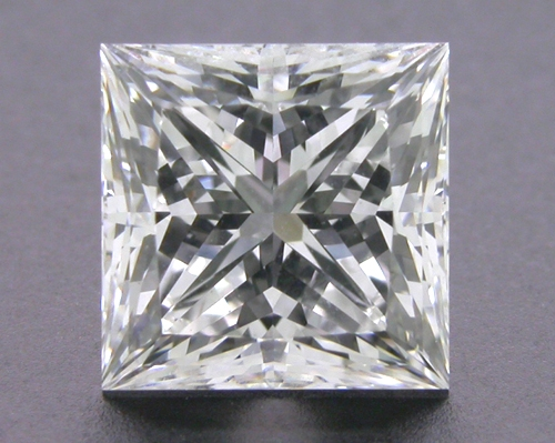 1.525 ct F IF A CUT ABOVE® Princess Super Ideal Cut Diamond