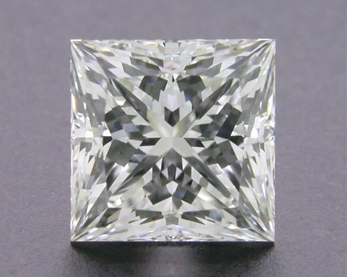 1.525 ct H VS1 A CUT ABOVE® Princess Super Ideal Cut Diamond