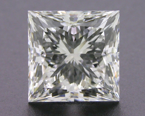 2.003 ct H VVS2 A CUT ABOVE® Princess Super Ideal Cut Diamond