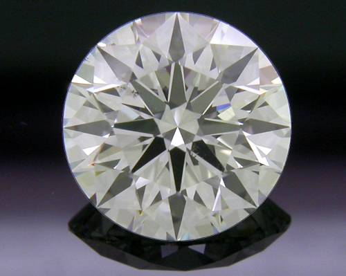 1.132 ct H SI1 A CUT ABOVE® Hearts and Arrows Super Ideal Round Cut Loose Diamond