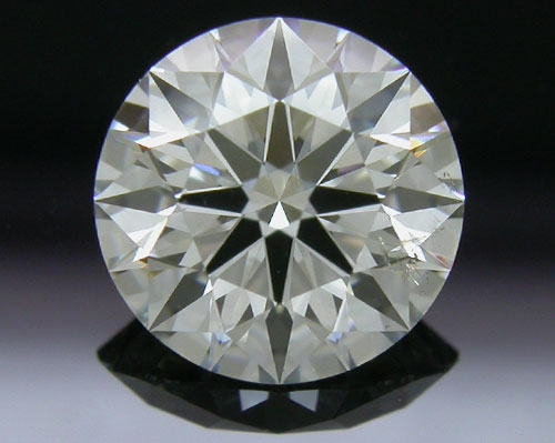 1.158 ct H SI2 A CUT ABOVE® Hearts and Arrows Super Ideal Round Cut Loose Diamond