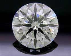 1.12 ct H SI1 A CUT ABOVE® Hearts and Arrows Super Ideal Round Cut Loose Diamond