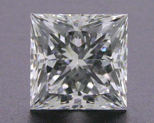 1.09 ct F VS1 A CUT ABOVE® Princess Super Ideal Cut Diamond