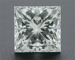 1.237 ct H VS1 A CUT ABOVE® Princess Super Ideal Cut Diamond
