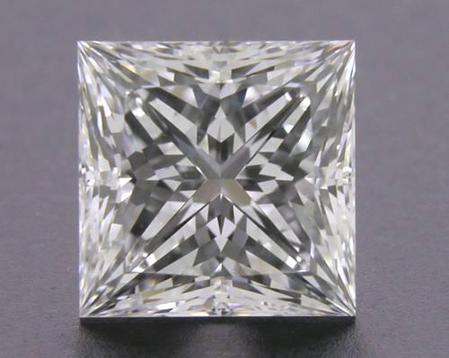 1.162 ct E VVS1 A CUT ABOVE® Princess Super Ideal Cut Diamond